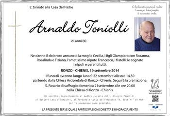 Toniolli Arnaldo
