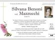 Benoni Silvana ved. Mazzucchi