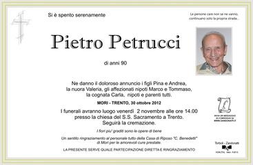 Petrucci Pietro