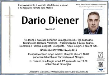 Diener Dario