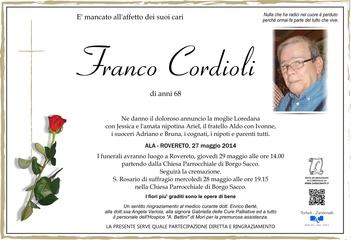 Cordioli Franco