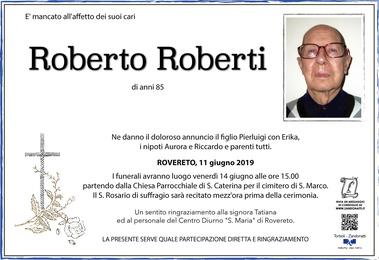 Roberti Roberto