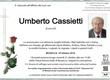 Cassietti Umberto