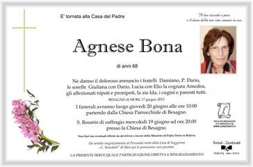 Bona Agnese