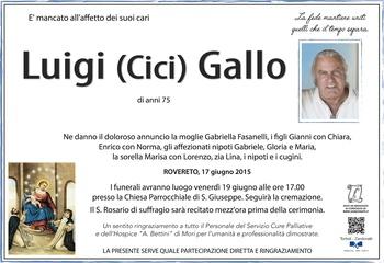 Gallo Luigi