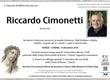 Cimonetti Riccardo