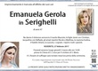 Gerola Emanuela in Serighelli