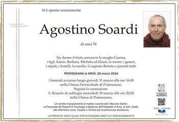 Soardi Agostino