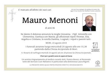 Menoni Mauro