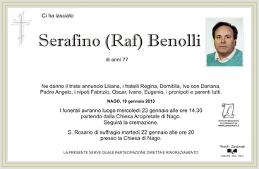 Benolli Serafino