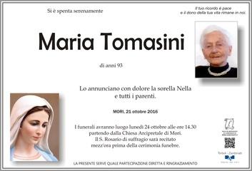 Tomasini Maria