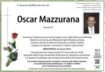 Mazzurana Oscar