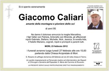 Caliari Giacomo