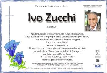 Zucchi Ivo