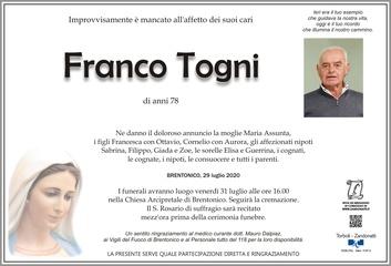 Togni Franco