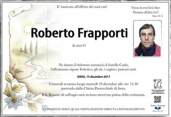 Frapporti Roberto