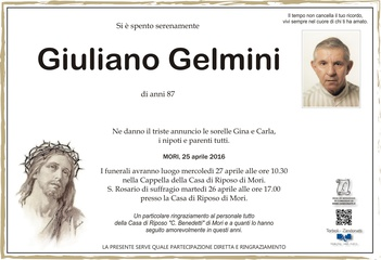Gelmini Giuliano