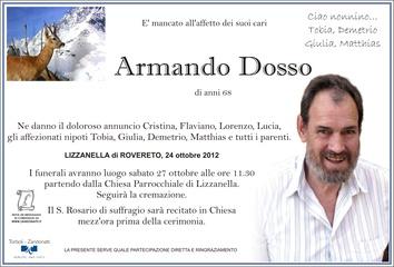 Dosso Armando