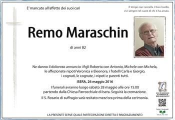 Maraschin Remo