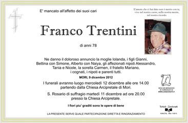 Trentini Franco