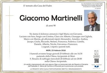 Martinelli Giacomo
