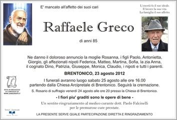 Greco Raffaele