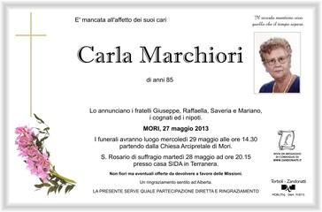 Marchiori Carla