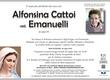 Cattoi Alfonsina ved. Emanuelli