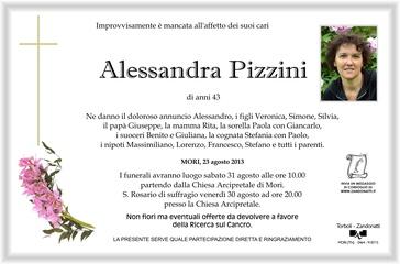 Pizzini Alessandra