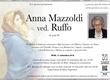 Mazzoldi Anna ved. Ruffo