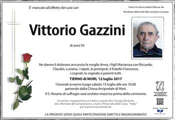 Gazzini Vittorio
