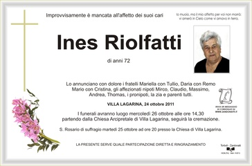 Riolfatti Ines