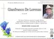 De Lorenzo Gianfranco