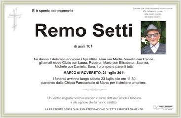 Setti Remo