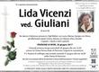 Vicenzi Lida ved. Giuliani
