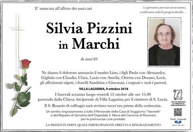 Pizzini Silvia in Marchi
