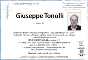 Tonolli Giuseppe
