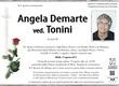 Demarte Angela ved. Tonini