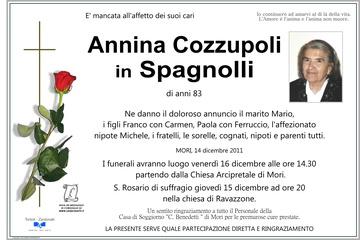 Cozzupoli Annina in Spagnolli