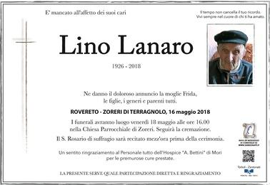 Lanaro Lino