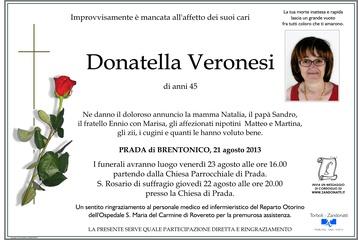 Veronesi Donatella