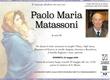 Matassoni Paolo Maria