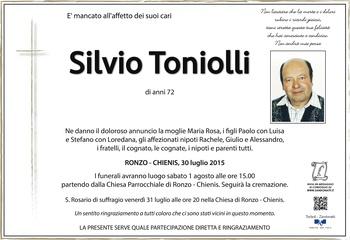 Toniolli Silvio