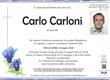 Carloni Carlo