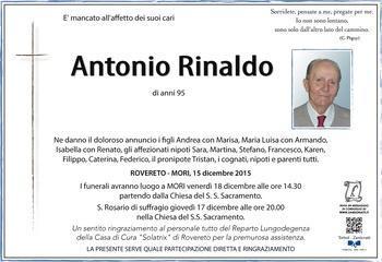 Rinaldo Antonio