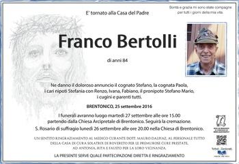 Bertolli Franco