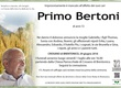 Bertoni Primo