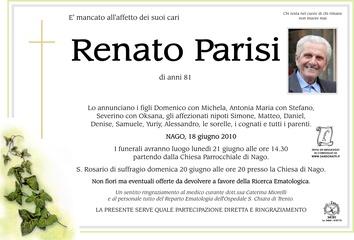 Parisi Renato