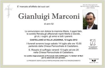 Marconi Gianluigi