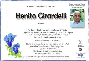 Girardelli Benito